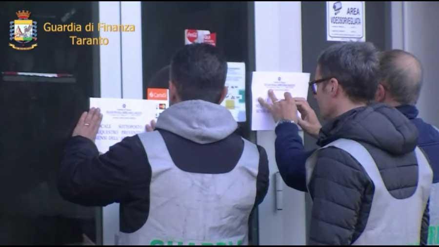 """Taranto. Operazione """"quote rosa"""": Sequestrati beni per 846 mila euro, denunciate 15 persone per truffa ai danni della regione Puglia"""