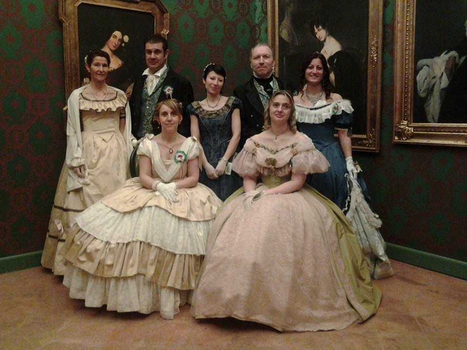 Mirandola. Danze storiche ottocentesche e scozzesi.