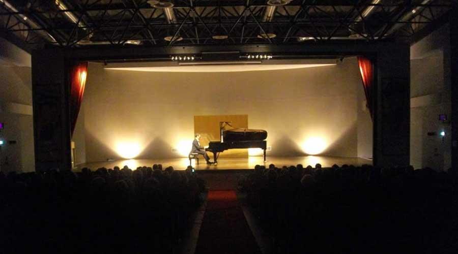 Musica: appassionatamente piano, ieri sera nuovo successo per la stagione concertistica Melodica di Ragusa