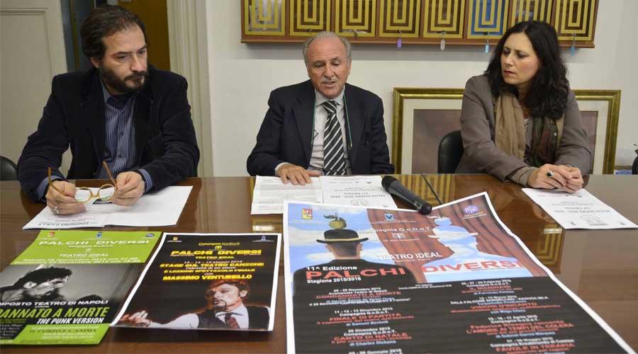"""Ragusa. Presentata la nuova rassegna teatrale """"palchi diversi"""" promossa dalla compagnia G.O.D.O.T."""