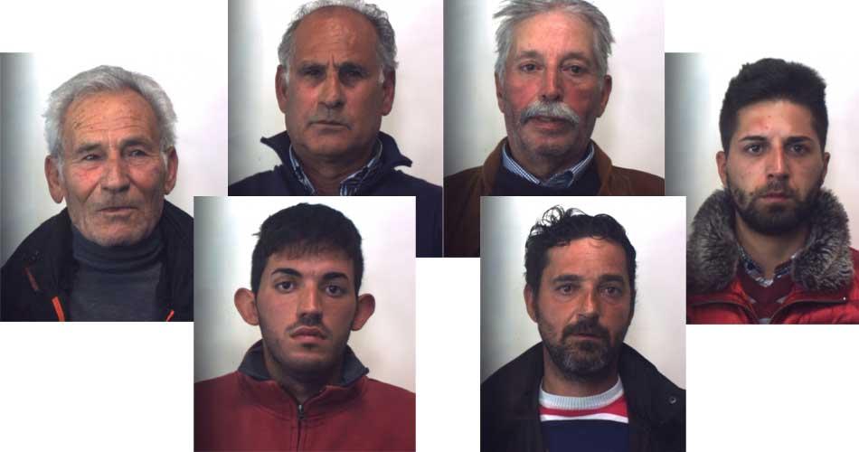 """Palermo. Operazione antimafia """"Grande passo 3"""": fermate 6 persone tra boss e gregari"""