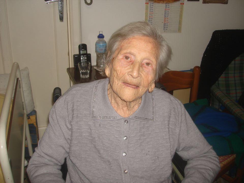 Acate. Carmela Maganuco compirà 100 anni mercoledì 23 dicembre.