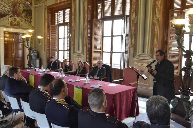 """""""Il ruolo delle Associazioni antiracket nel processo penale"""", incontro alla Prefettura di Ragusa"""