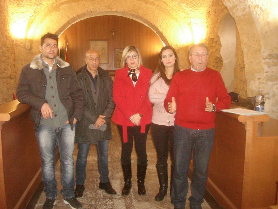 Acate. Conferenza stampa di fine anno del sindaco Francesco Raffo.