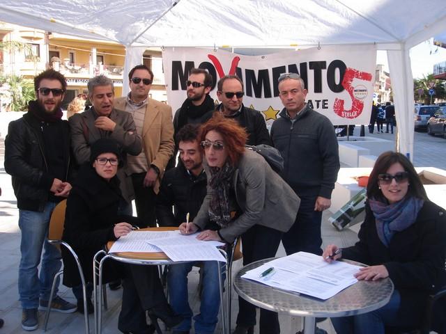 """Acate. Movimento 5 Stelle: """"Grazie all'Amministrazione Raffo, Acate entra nel circolo dei comuni in dissesto"""". Riceviamo e pubblichiamo."""