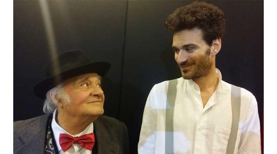 Marcello Perracchio torna a teatro insieme a Giovanni Arezzo interpretando un classico di Cechov con la regia di Franco Giorgio