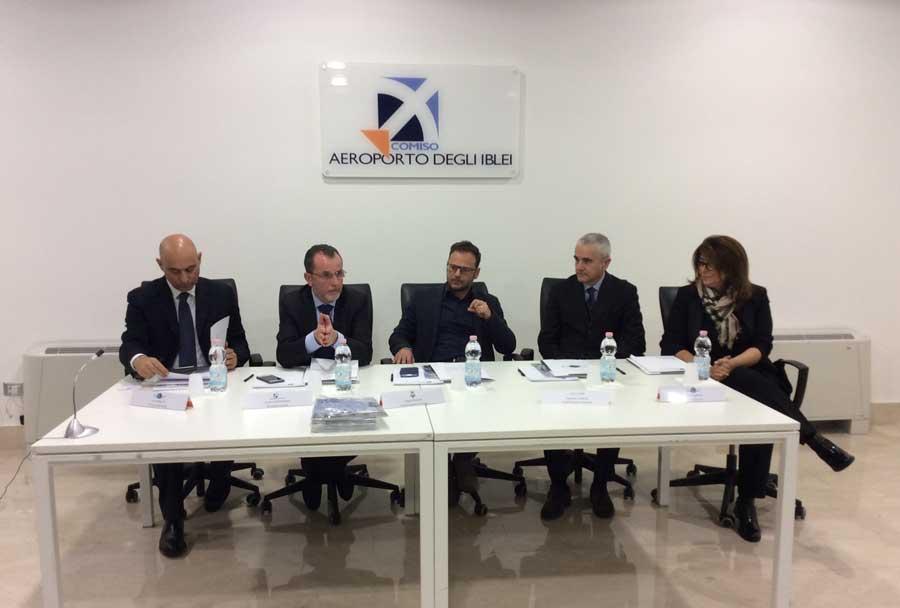 Aeroporto Comiso: Presentati voli part charter per Bergamo e Parma