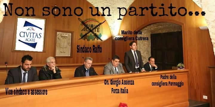 """Acate. Movimento 5 Stelle: """"Casualitas Acate"""". Riceviamo e pubblichiamo."""