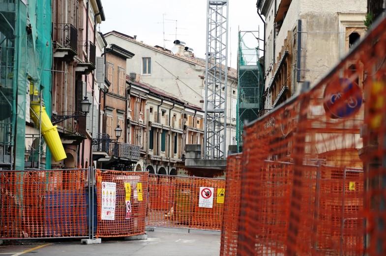 Concordia sulla Secchia. Piano della ricostruzione: adottata dal consiglio comunale la variante n.2.
