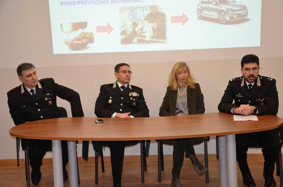 "Operazione ""L'aperitivo"". Arrestati dai Carabinieri di Cuneo 4 italiani accusati di rapine in banca"