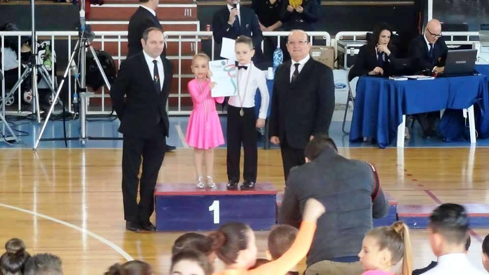 Acate. Strepitoso successo della One Free Time Center di Acate ai Campionati Provinciali di Danza.