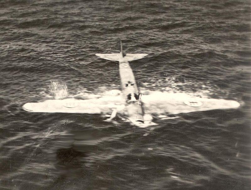 Sciacca. Ritrovato relitto aereo Savoia Marchetti abbattuto dai Caccia inglesi durante la II Guerra Mondiale