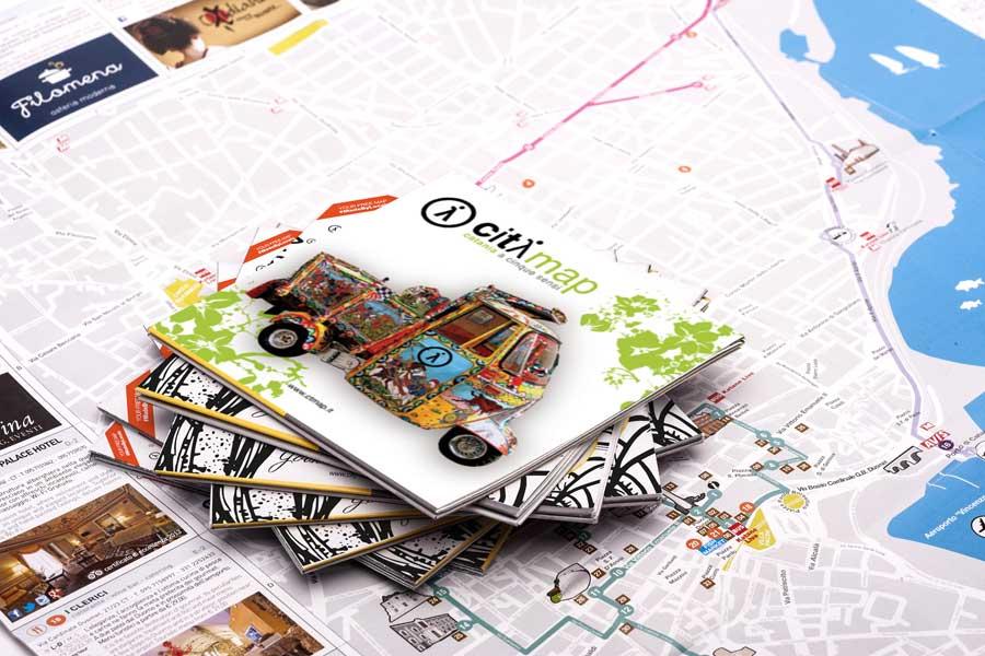 Arriva il nuovo portale CityMap Sicilia: turismo, cultura e tanto amore per l'isola.