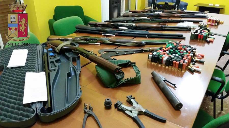 Sicurezza ambientale. La Polizia potenzia i controlli sui Nebrodi nell'ultima giornata di caccia della stagione
