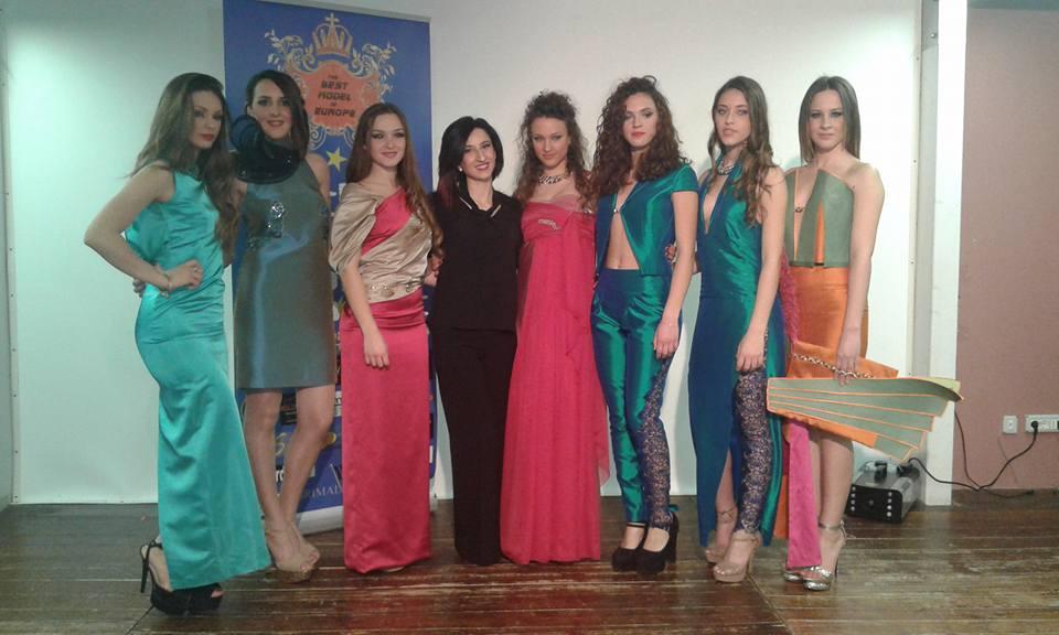 The best model of Europe a Ragusa. Un successo al Savini la sfilata con gli abiti della stilista emergente Stefania Frasca
