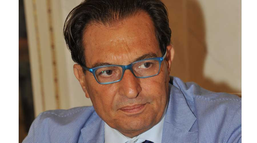 Carmelo Leanza capolista del Megafono con Crocetta a Catania