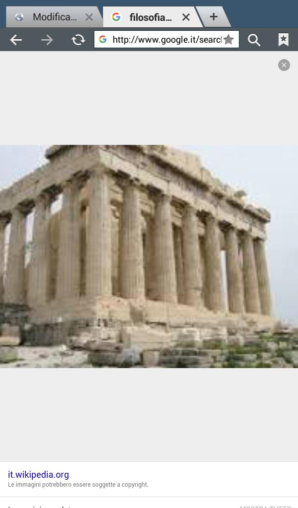 Cenni di storia della filosofia: Socrate.