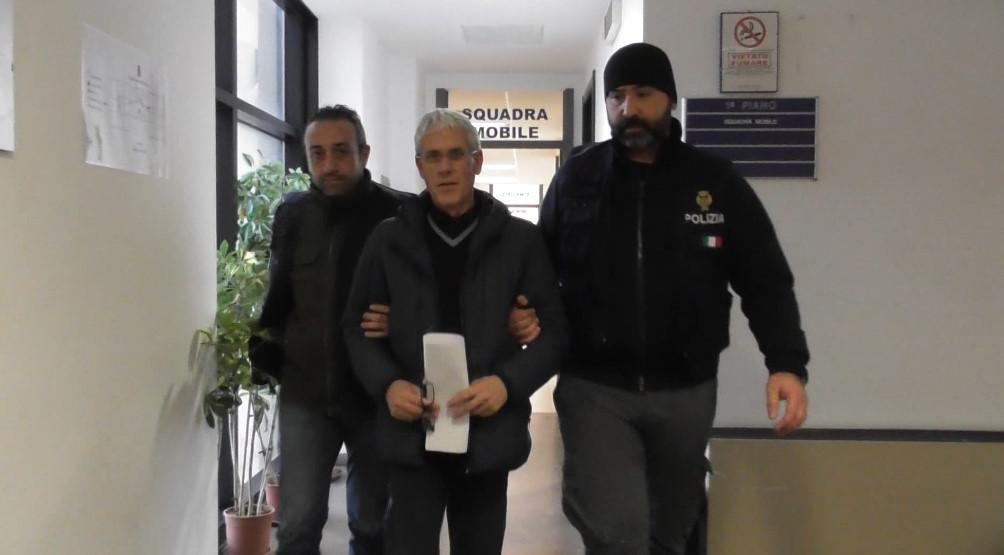 Vittoria. Arrestato Ventura Gianbattista del clan Dominante-Carbonaro per minacce