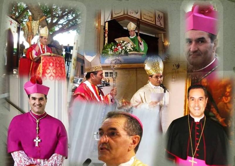 Acate.  Il Vescovo di Ragusa, Mons. Carmelo Cuttitta in visita alla parrocchia San Nicolò.