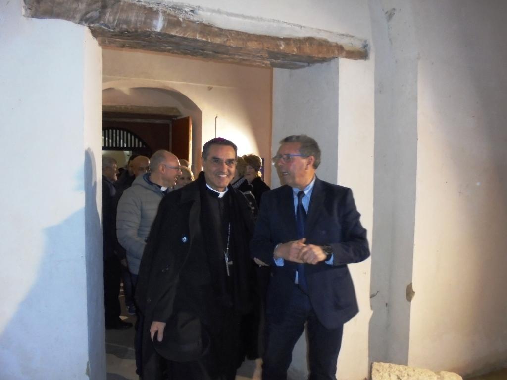 Acate.Visita pastorale del nuovo vescovo della Diocesi di Ragusa, Monsignor Carmelo Cuttitta.