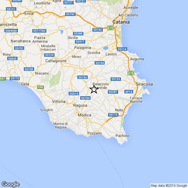 Ragusa. Nuovo sciame sismico: Altre tre scosse tra le 11 e le 13 di oggi. 30 in una settimana