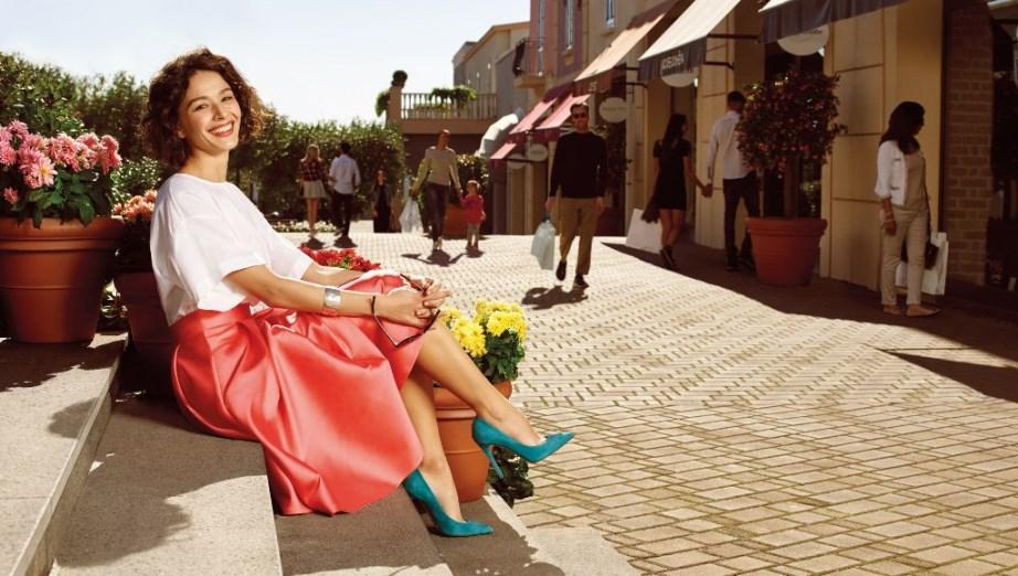 Nicole Grimaudo è il nuovo volto di Sicilia Outlet Village