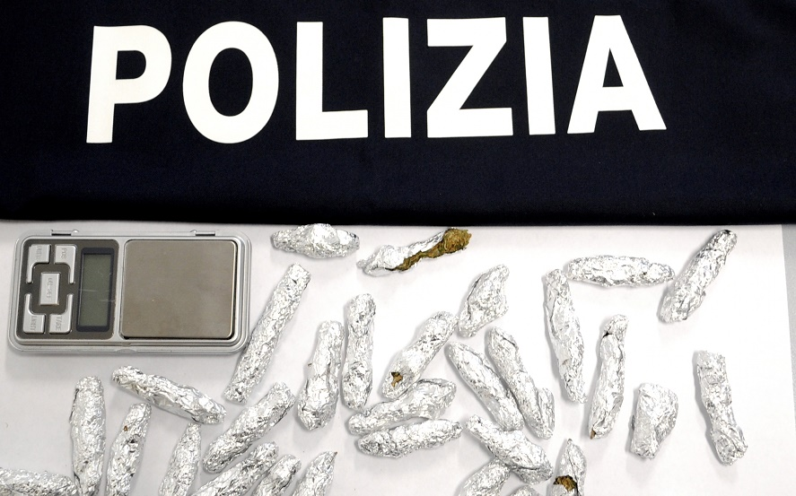Ragusa, arrestato spacciatore