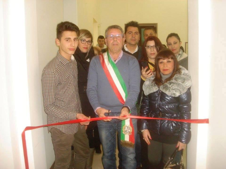 Acate. Inaugurata al Castello la personale di Simone Eterno.