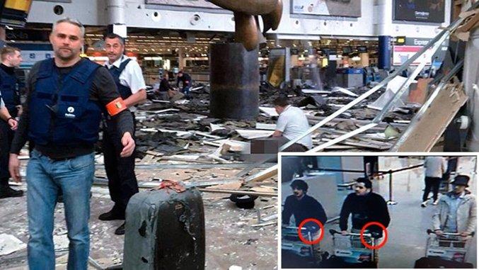 "Bruxelles. Hamza Picardo (fondatore Ucoii) a Radio Cusano Campus: ""Noi musulmani soffriamo 2 volte"""