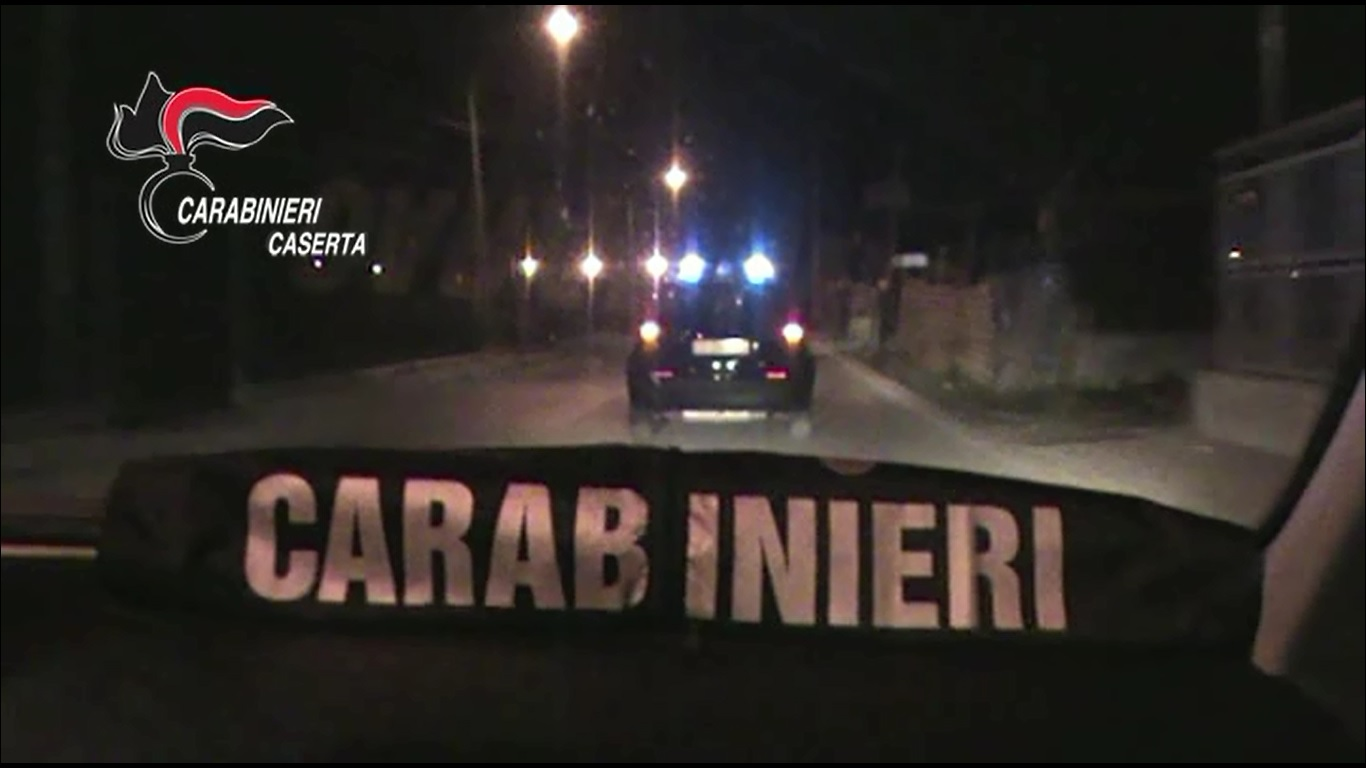 """Arrestate tre persone con l'accusa di """"porto di arma con metodo mafioso"""""""