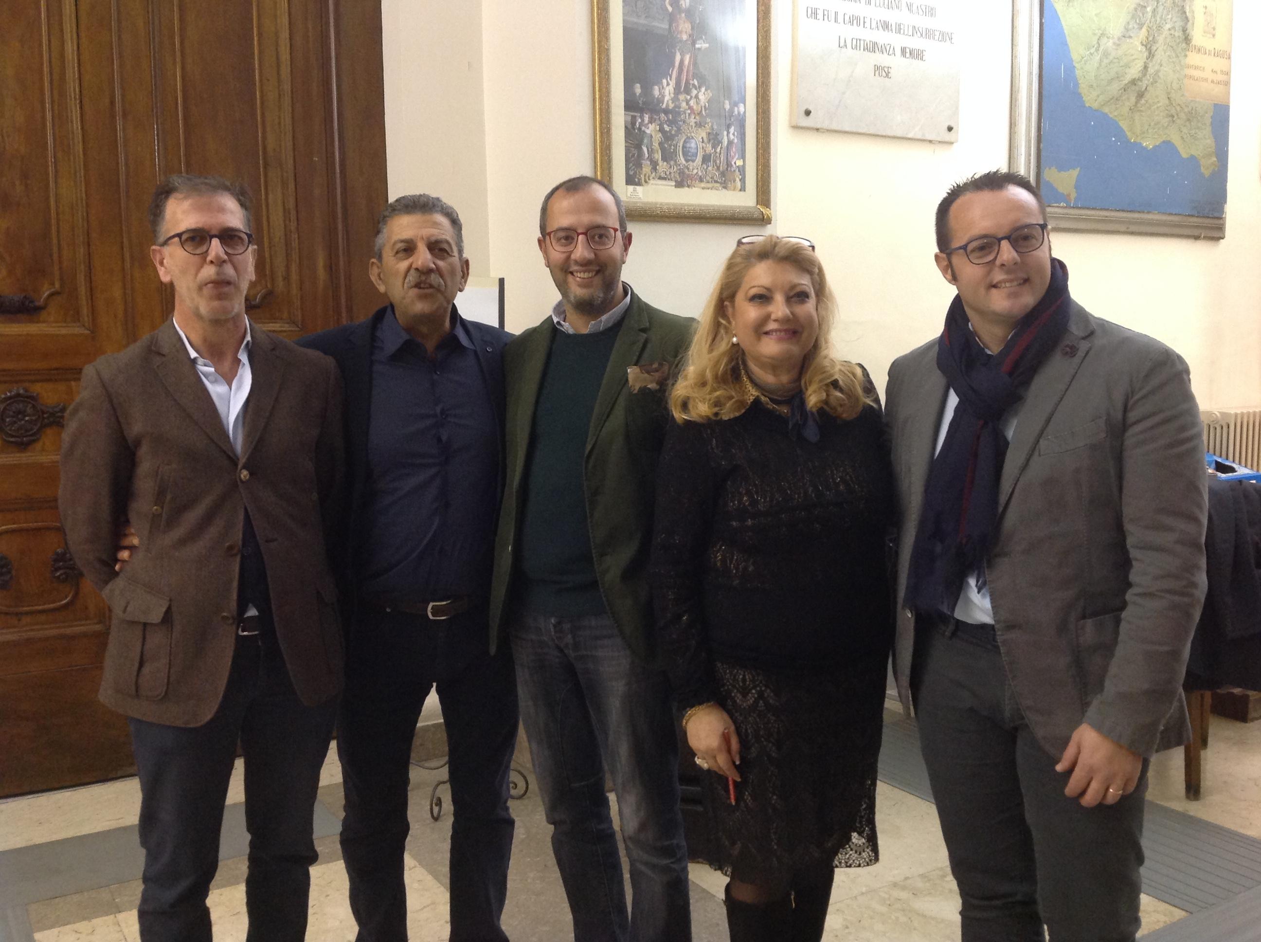 """Ragusa. Nota del gruppo consiliare """"Insieme"""" di Ragusa sull'elezione del nuovo presidente."""
