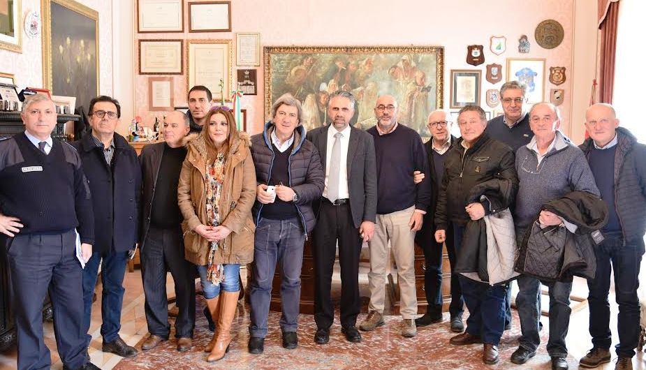 XXVI giro di Sicilia auto storiche tappa a Modica il 4 giugno