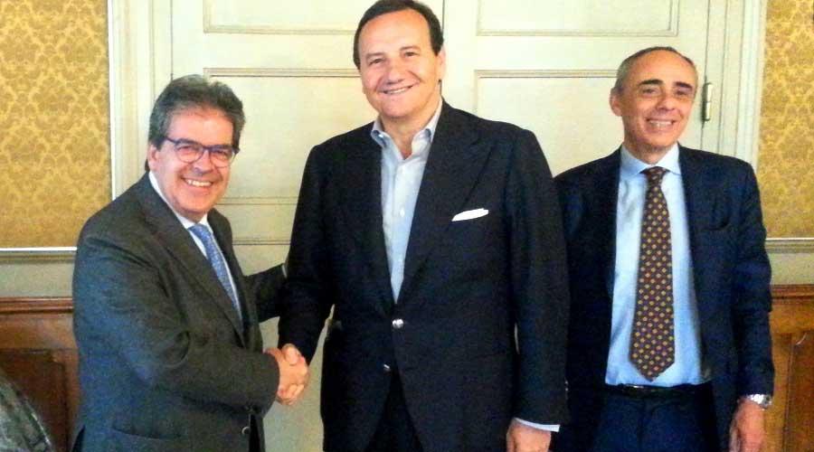 Catania, Lavoro. Bianco incontra Baccini su microcredito