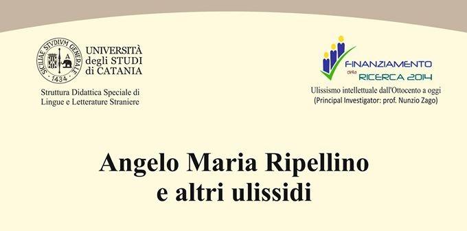Ragusa, convegno di studi sulla figura di Angelo Maria Ripellino