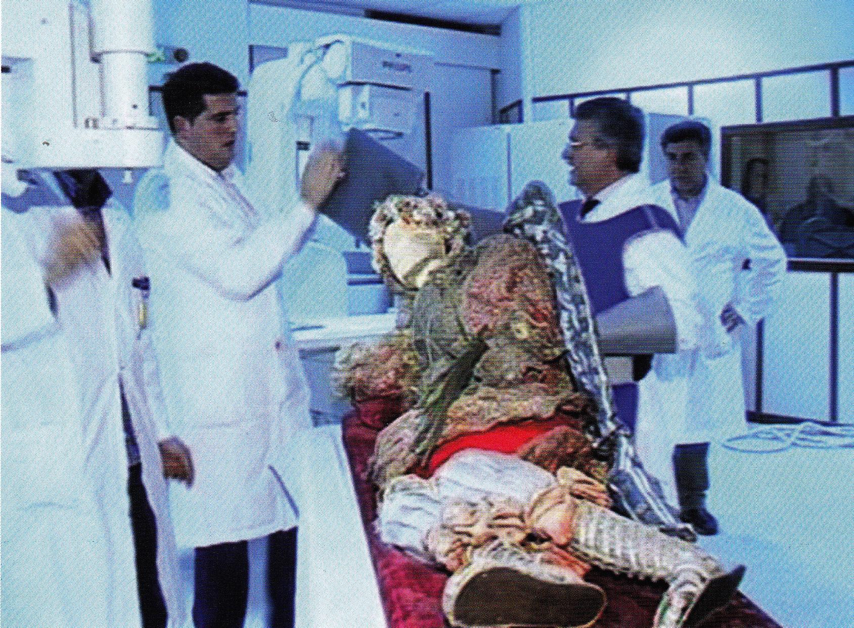 """Acate. Lo scheletro di San Vincenzo Martire: """"Le parti esistenti e quelle mancanti""""."""