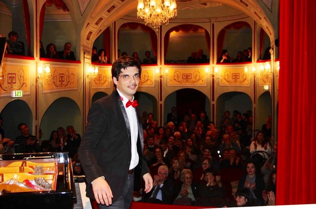 Musica. Domenica a Ragusa Ibla musicista e compositore Alessio Cappello