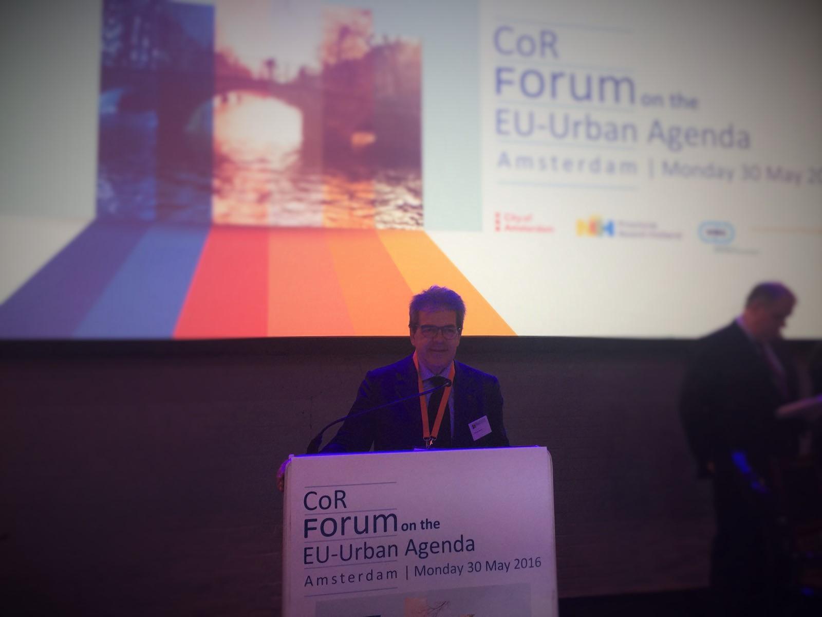 """Catania, Ue. Bianco: """"Patto per l'Agenda urbana per soluzione sfide vitali"""""""