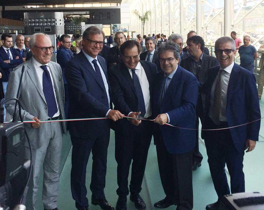 Aeroporto di Catania: Inaugurati le nuove aree di partenza e i varchi di sicurezza