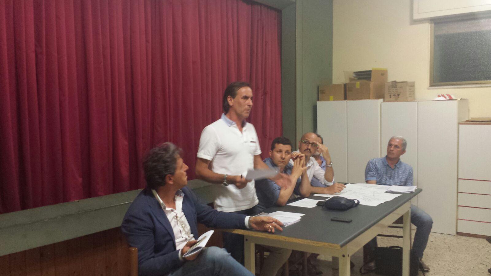 """Realizzazione della fognatura a Puntarazzi, Calabrese: """"abbiamo incassato un primo risultato"""""""