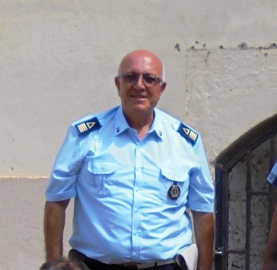 Acate. L'Ispettore di Polizia Municipale, Demetrio Citera, nuovo responsabile dell'ufficio comunale di Protezione Civile.