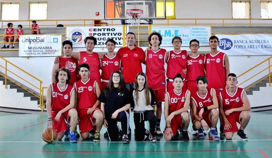 Corant Basket Rosolini campione regionale Under 16 e Under 18 dopo le finali tenutesi al Brucoli Village