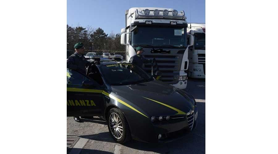 Trieste. Traffico internazionale di prodotti petroliferi