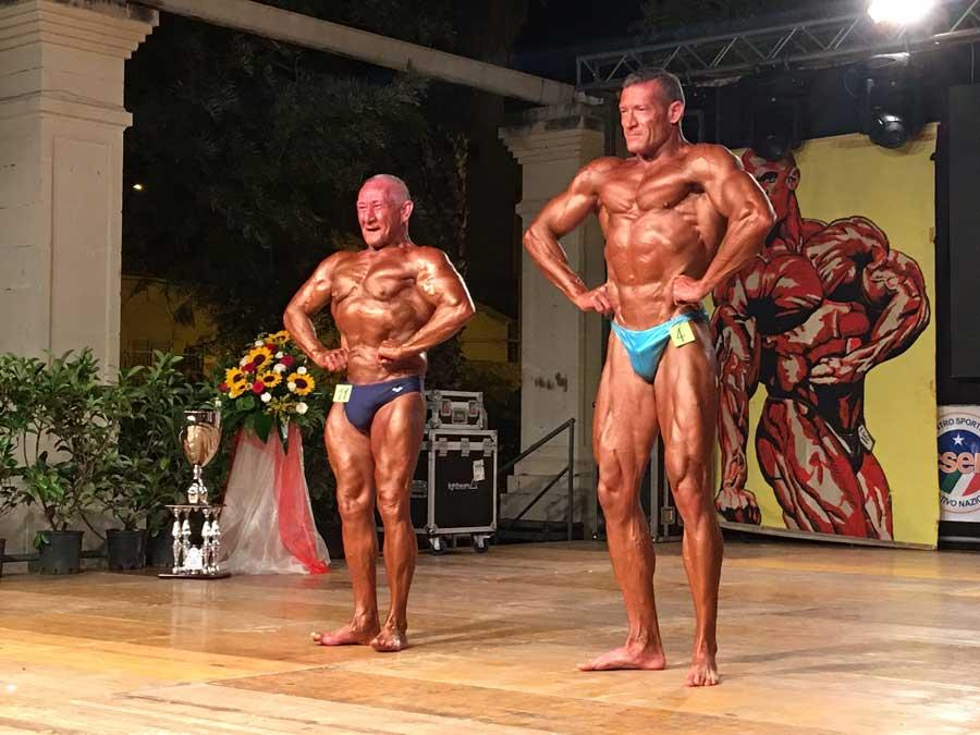 Body Building: Successo per la 22esima edizione del Grand Prix La Piramide