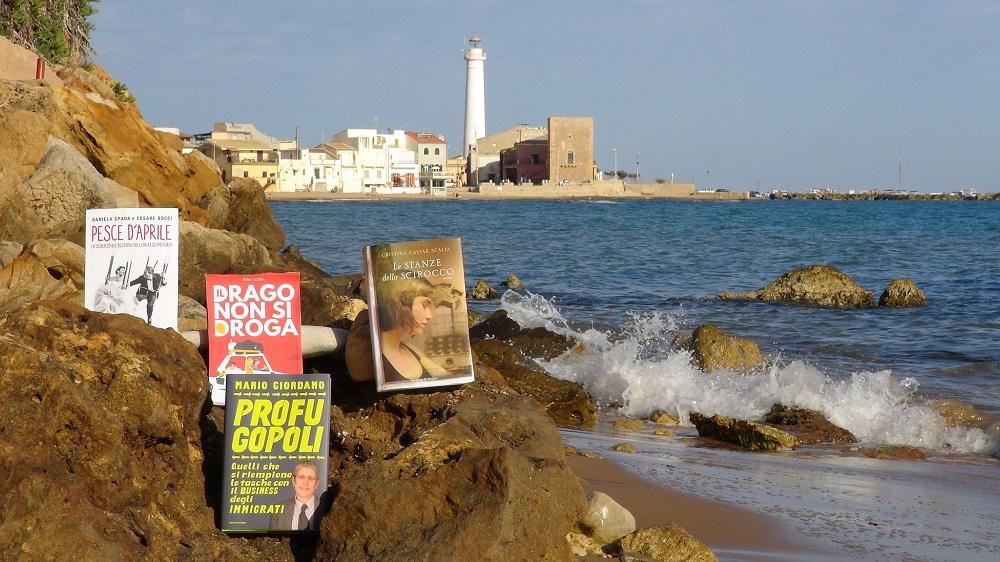 """A Punta Secca II edizione di  """"Libri d'aMare"""", tra gli autori Mario Giordano e Cesare Bocci"""