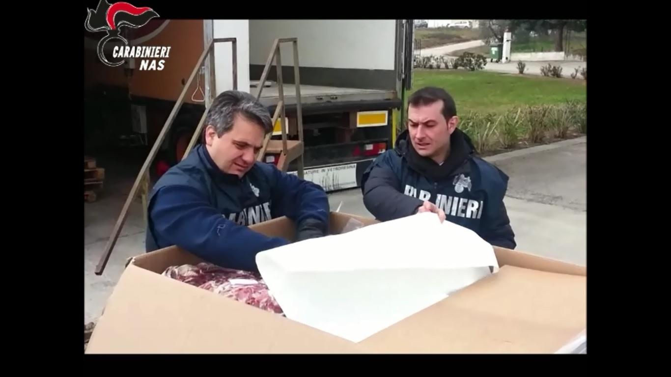 Bologna. Sequestro di oltre 40 tonnellate di prosciutto crudo: Tre persone denunciate