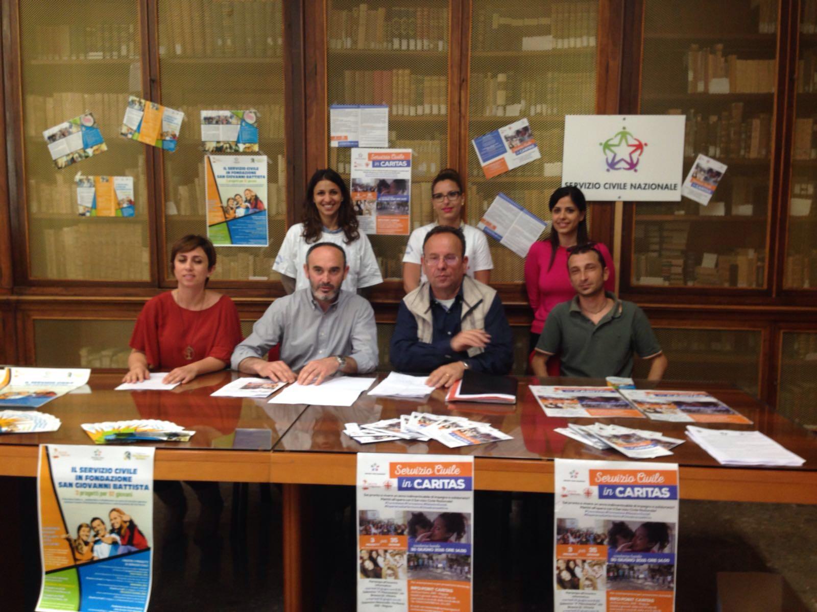 Servizio Civile, la Diocesi di Ragusa propone sei progetti
