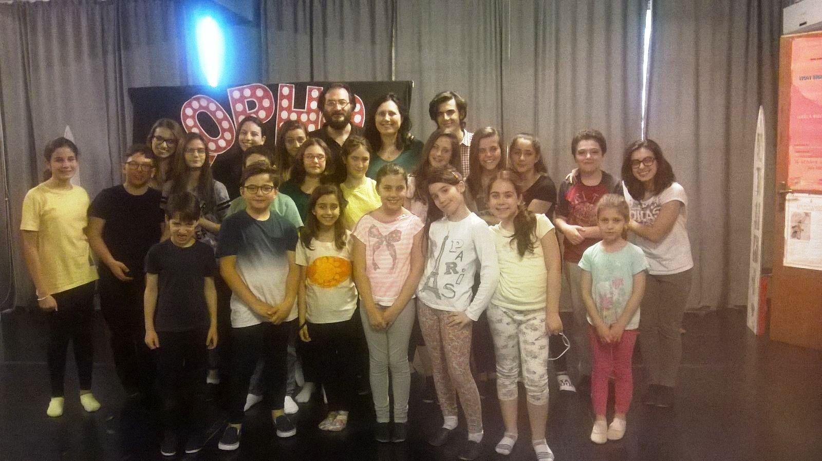 """TEATRO: nel fine settimana torna a Ragusa """"Palchi DiVersi Lab"""" con gli allievi-attori junior della Compagnia G.o.D.o.T."""