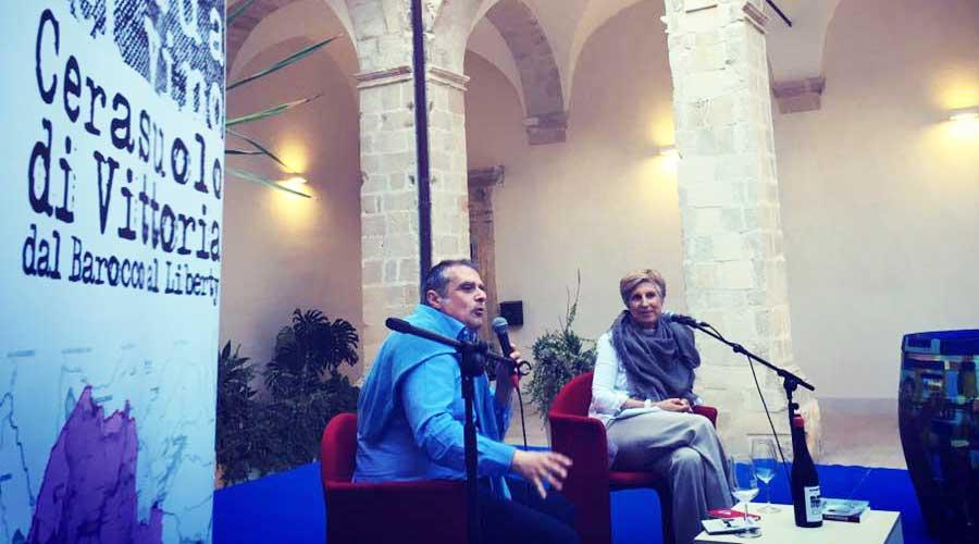 Giuseppina Torregrossa, prima ambasciatrice del Cerasuolo: Il Vittoria Jazz Festival segna un nuovo binomio con la cultura