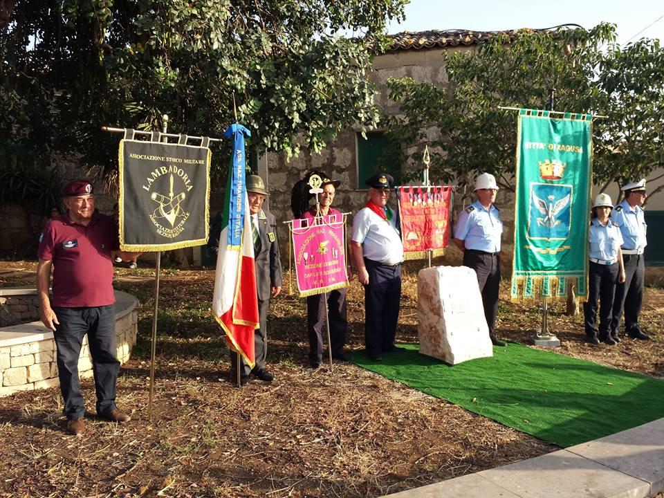 73° Anniversario della Battaglia di Sicilia, a Camemi e al Posto di Blocco 452 commemorati i caduti in guerra