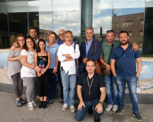 """Costituito il coordinamento di sito all'aeroporto """"Pio La Torre"""" di Comiso"""